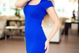 Химчистка модельного платья со скидкой 30% - 560 руб. в итоге.